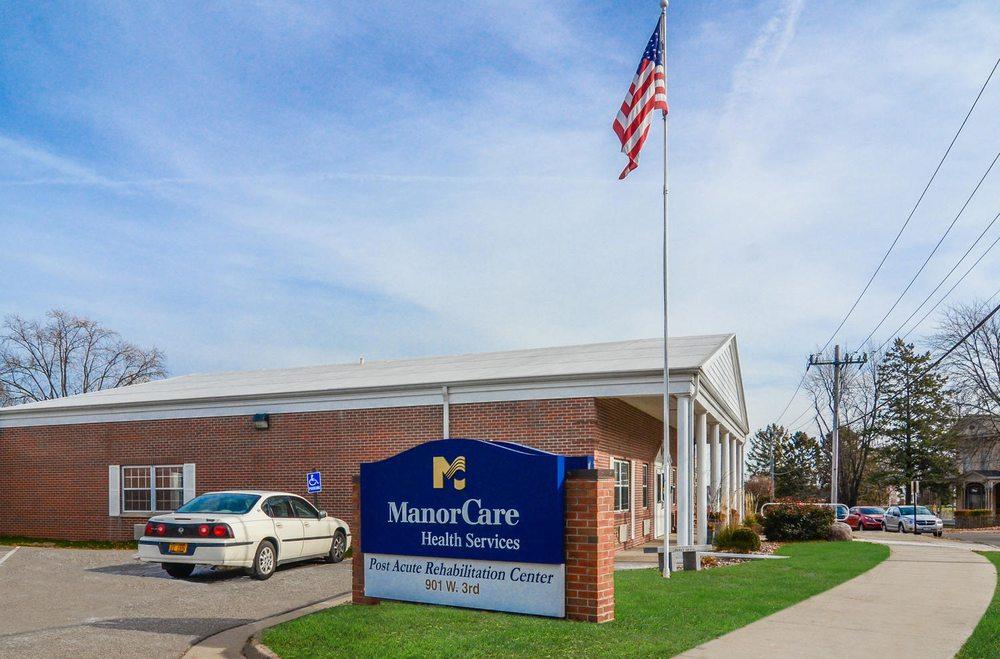 ManorCare Health Services-Dubuque: 901 W Third St, Dubuque, IA