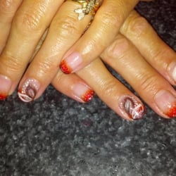 Photo Of A Perfect 10 Nail Beauty Bar Rapid City Sd