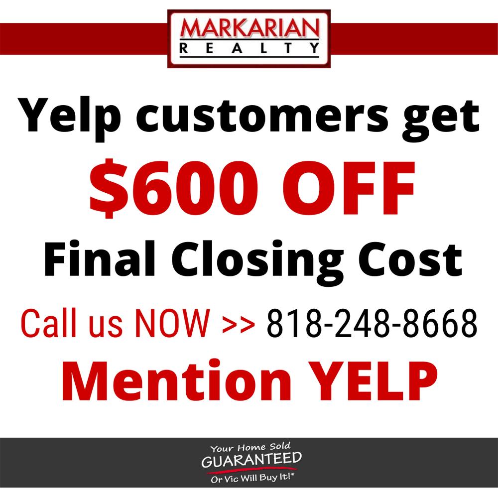 Vic Vartan Markarian Realty: 2946 Honolulu Ave, La Crescenta, CA