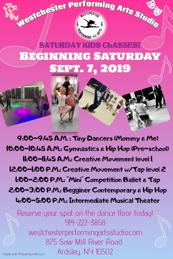 Westchester Performing Arts Studio: 875 Saw Mill River Rd, Ardsley, NY