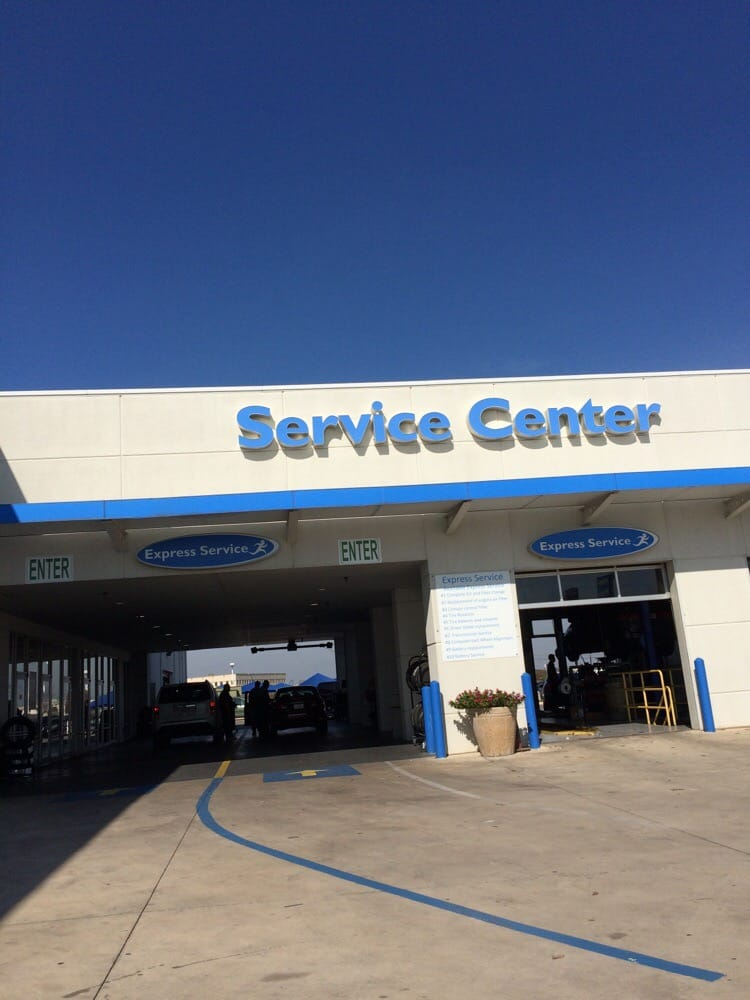 Only service center my car will ever see on this town yelp for Fernandez honda san antonio tx