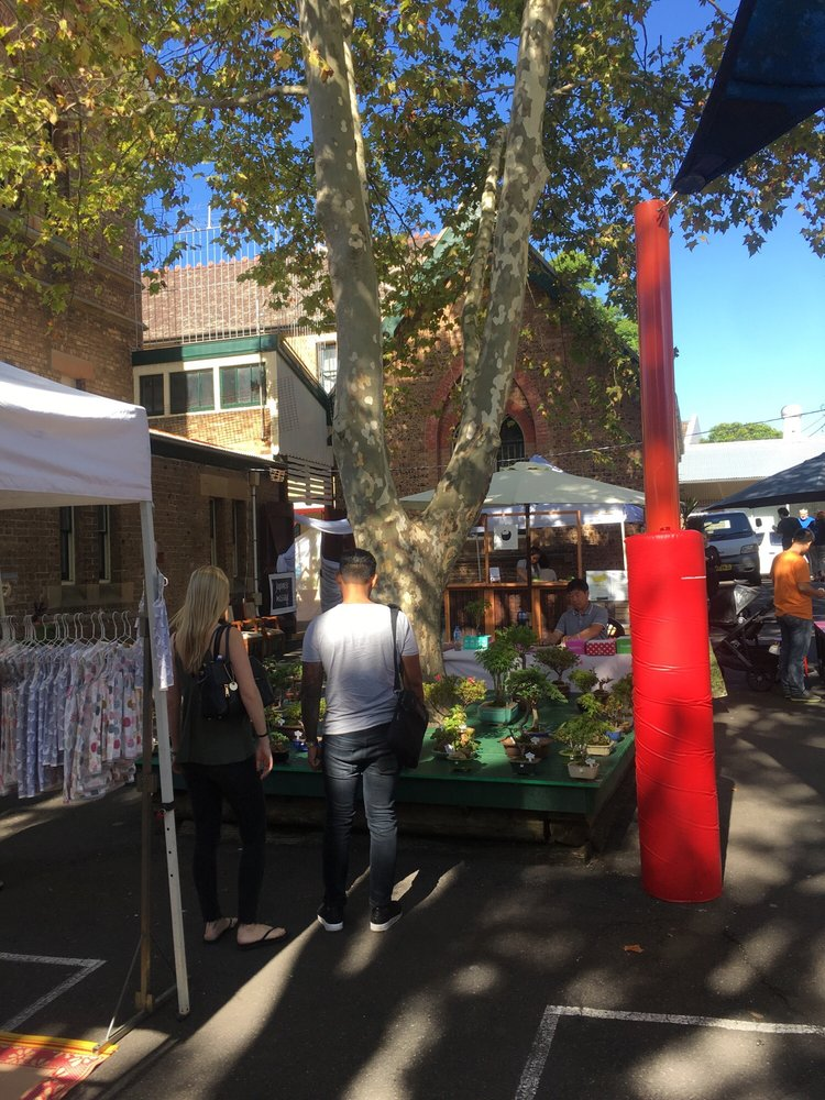 Paddington Markets