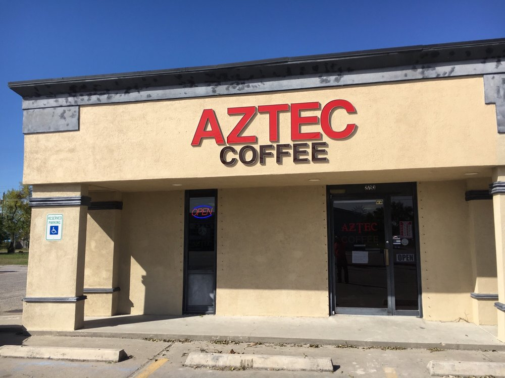 Aztec Coffee: 2793 Main St, Ingleside, TX
