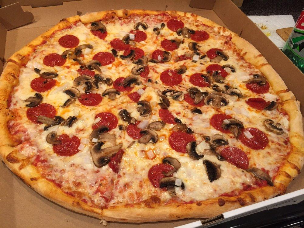 Sals Pizza NY Style: 701 N Battlefield Blvd, Chesapeake, VA