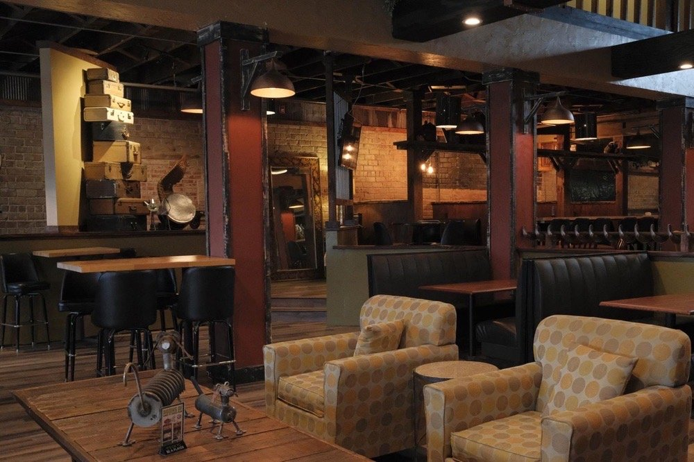 Buckwater Brew Works and Whiskey House: 213 E Main St, Carbondale, IL