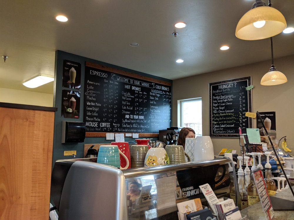 Social Spots from Four Winds Coffee and Tea