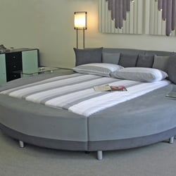 Charming Photo Of European Connection Furniture   Chicago, IL, United States.  Eclipse Round Bed