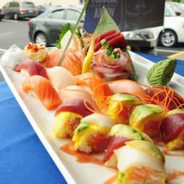 Sakana Japanese Restaurant - Nanuet, NY, United States. Omagase