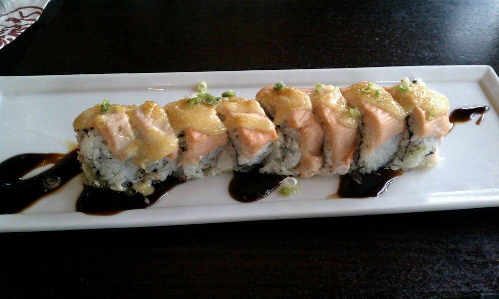 Alaskan roll during Happy Hour $6.95 (reg. $8.95) - Yelp