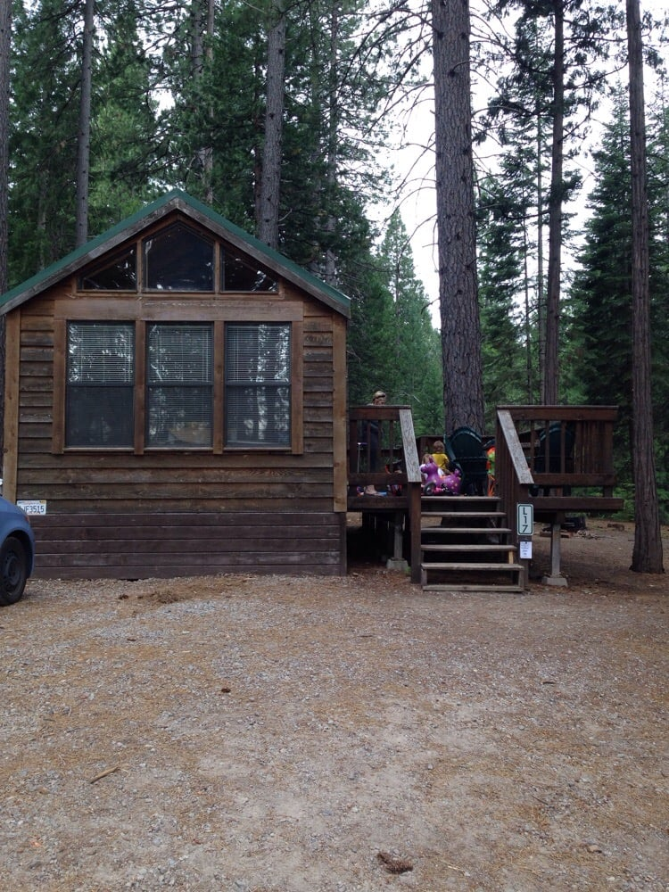 Cabin yelp for Mount shasta cabins for rent