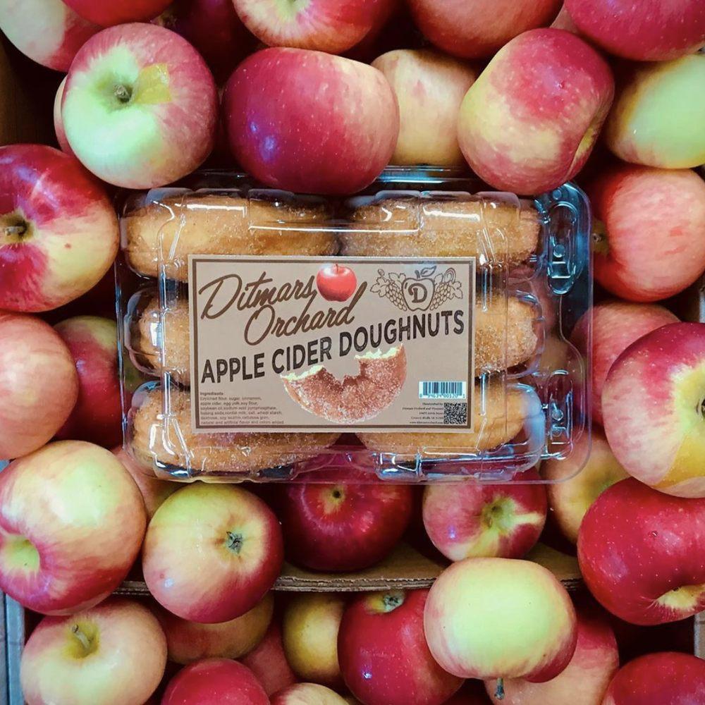 Ditmar's Orchard & Vineyard: 2275 Alamo Pintado Rd, Solvang, CA