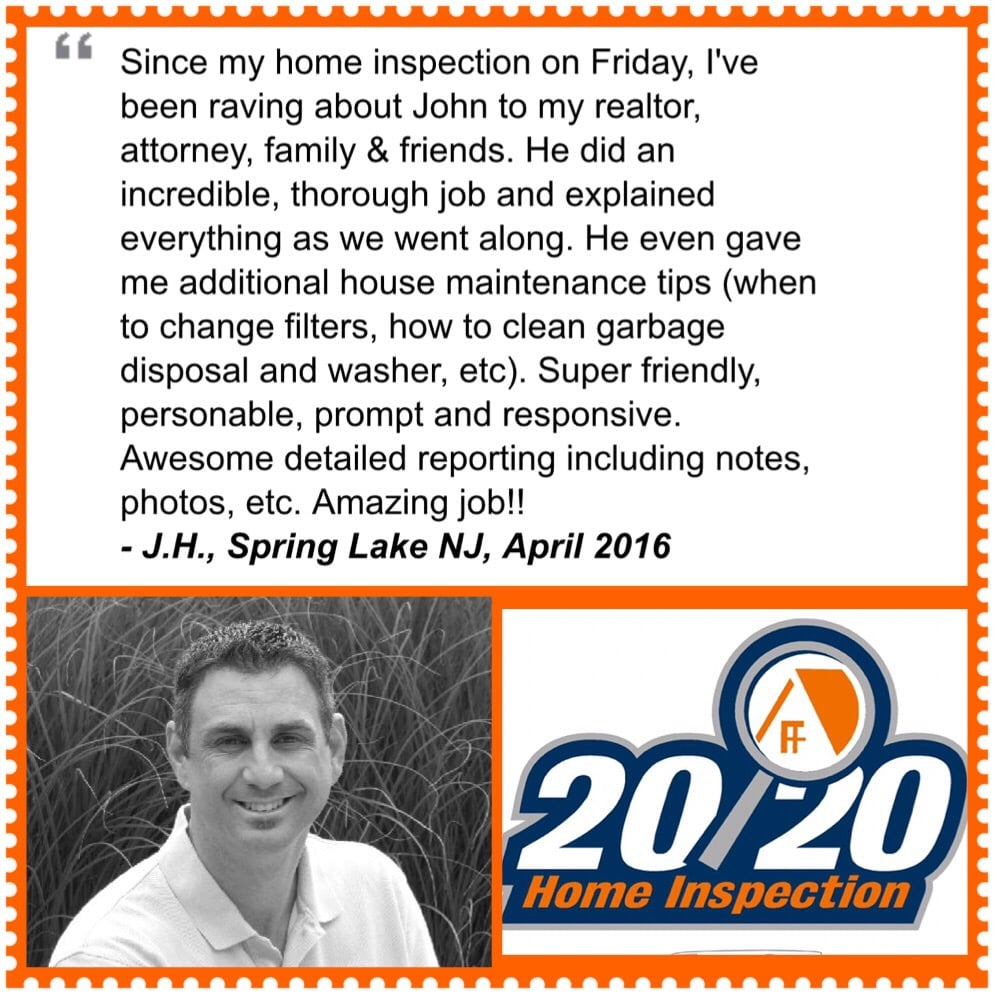 20/20 Home Inspections: Brick, NJ