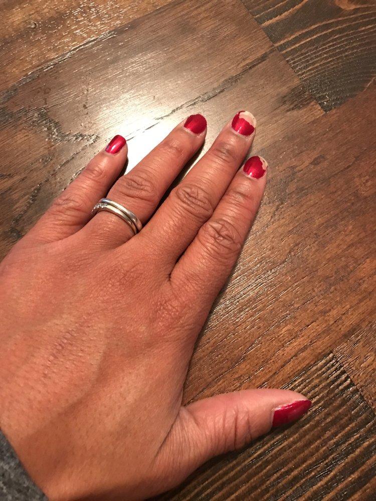 Top A Nails: 2575 S 177th Plz, Omaha, NE