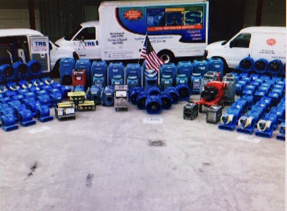 Total Restoration Services: 2041 Midway Ave, Petersburg, VA
