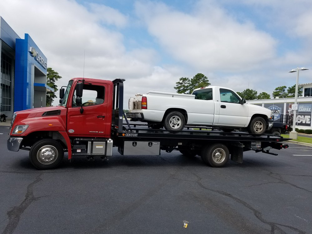 First Response 24-7 Towing: 105 Duck Pond Rd, Gaston, SC