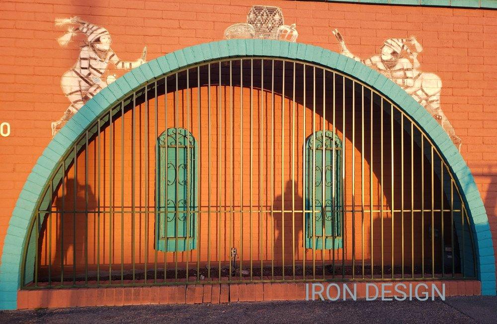 Iron Design