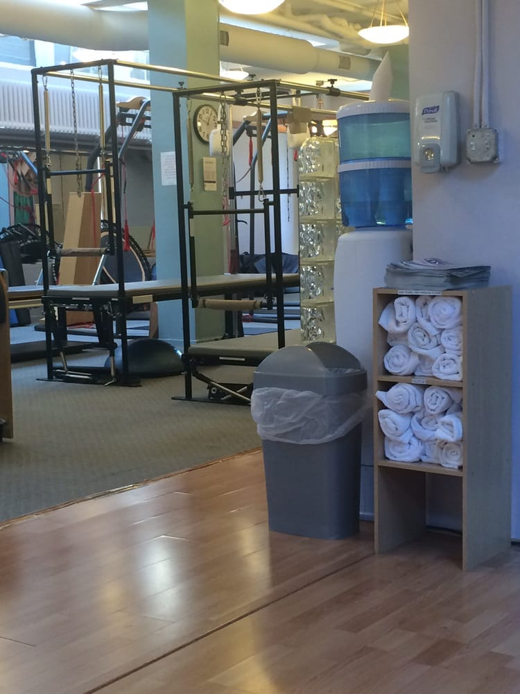 Pilates on fifth 71 rese as gimnasios 501 5th ave for Gimnasio 501