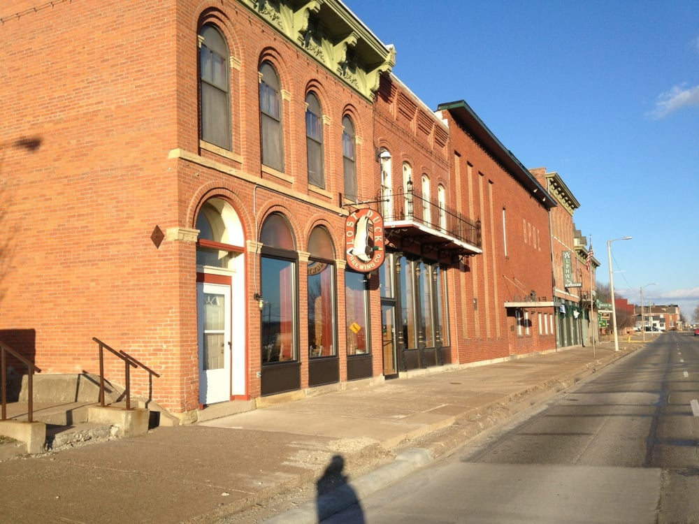 Lost Duck Brewing Company: 725 Avenue H, Fort Madison, IA
