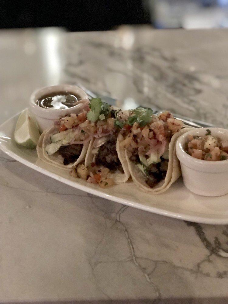 Central Bar + Restaurant: 10475 NE 6th St, Bellevue, WA