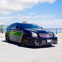Photo Of Envy Rent   Honolulu, HI, United States. Cadillac CTS V