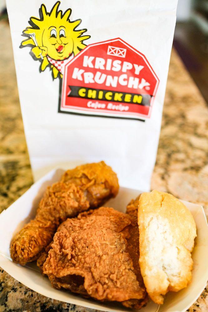 Krispy Krunchy Chicken: 1655 Tennessee St, Vallejo, CA