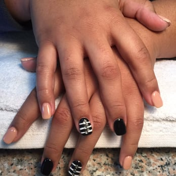 Nail design 21 photos 15 reviews nail salons 3242 e desert photo of nail design las vegas nv united states gel by emily prinsesfo Image collections
