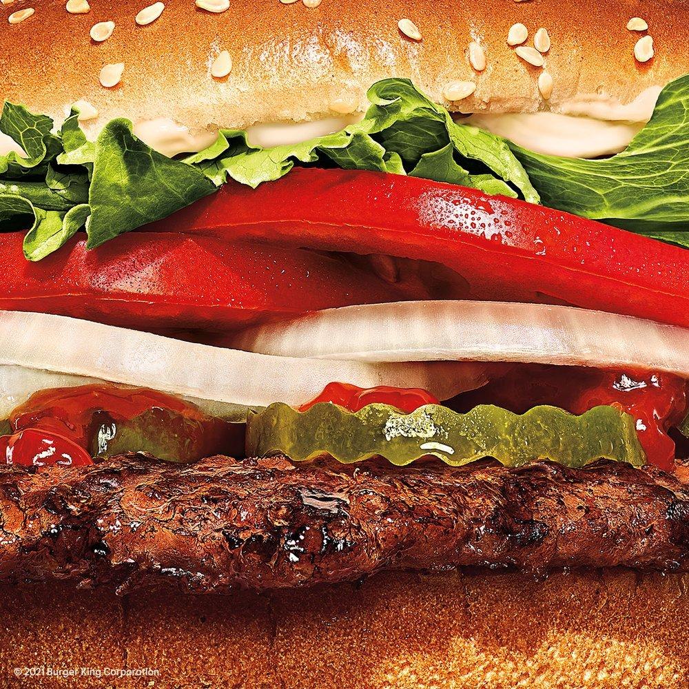 Burger King: 105 6th St S W, Hillsboro, ND