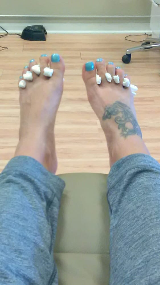 Gel Nails done by Naturally Happy Feet and Fingers! - Yelp