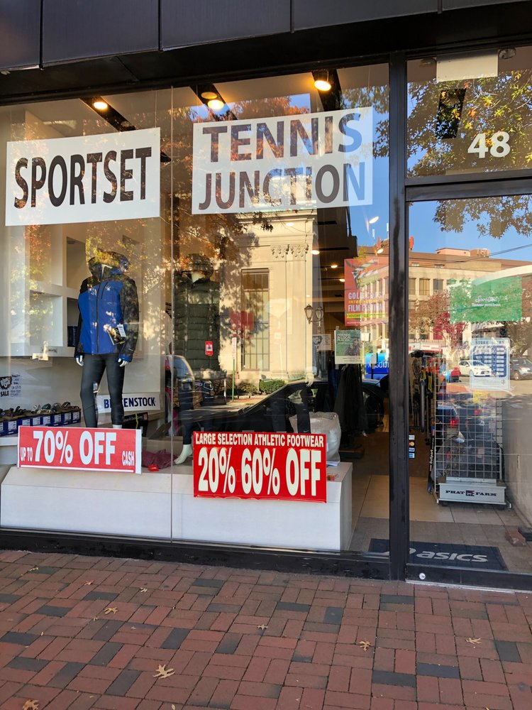 Tennis Junction/Sportset: 48 Middle Neck Rd, Great Neck, NY