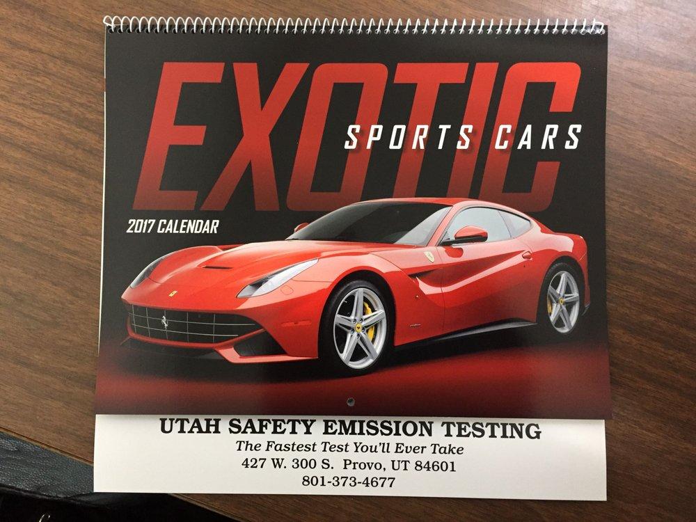 Emissions Test Utah >> Utah Safety Emissions Testing Provo Utah Emissions Testing Smog