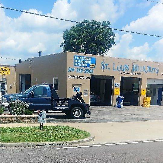 Photo of St Louis Hills Auto: Affton, MO