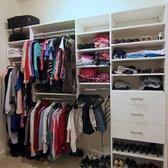 Photo Of California Closets   Chantilly, VA, United States. Custom Closet  (her