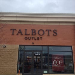 Talbots - The Outlet Shoppes at Oklahoma City at W. Reno Ave. in Oklahoma store location & hours, services, holiday hours, map, driving directions and more Talbots - The Outlet Shoppes at Oklahoma City, Oklahoma - Location & Store Hours.