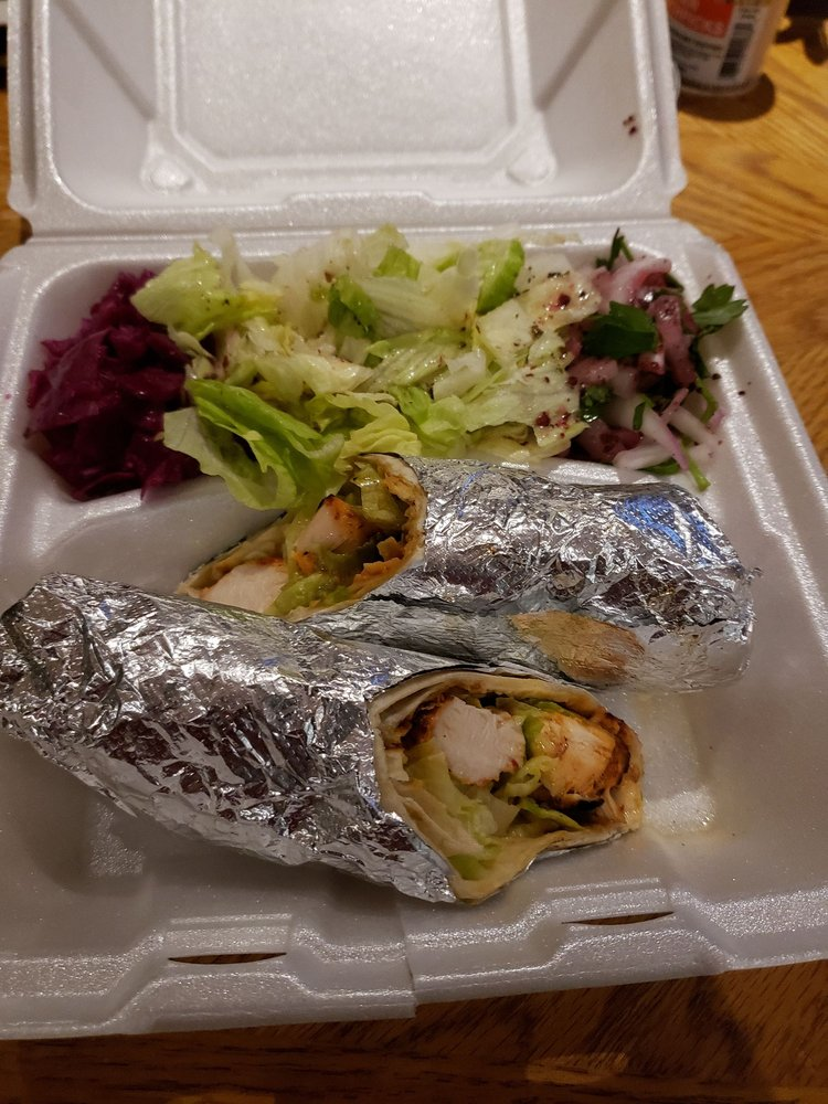 Ayasofia Mediterranean Restaurant: 82 East Broadway, Salem, NH