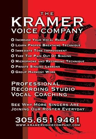 Kramer Voice Company
