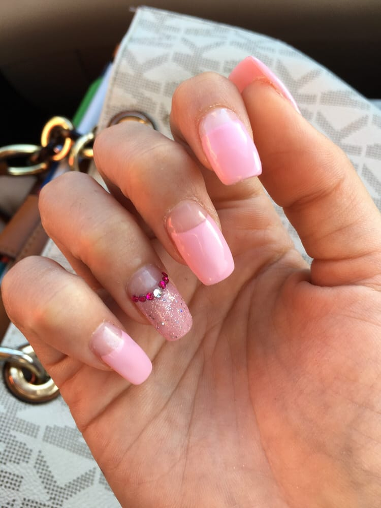 By far the nicest nails I\'ve done! I\'m extremely happy with these, I ...