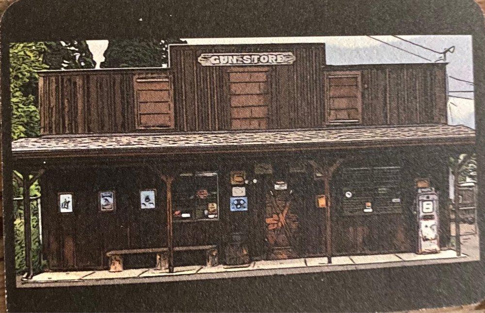 Social Spots from Al's Gun Shop