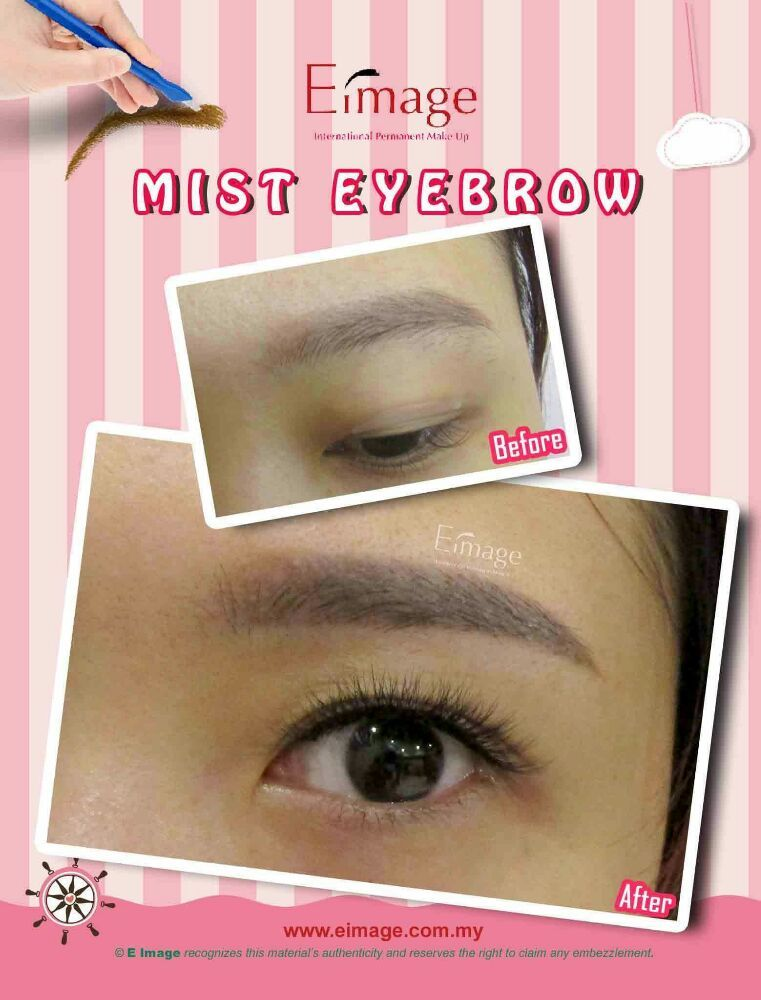 do you feel tired on how to draw a perfect eyebrow every day mist