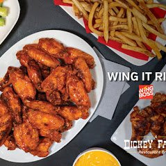 Wing Boss: 3906 US Hwy 377 East, Granbury, TX
