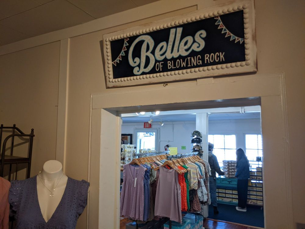 Boone Belles: 1098 Main St, Blowing Rock, NC