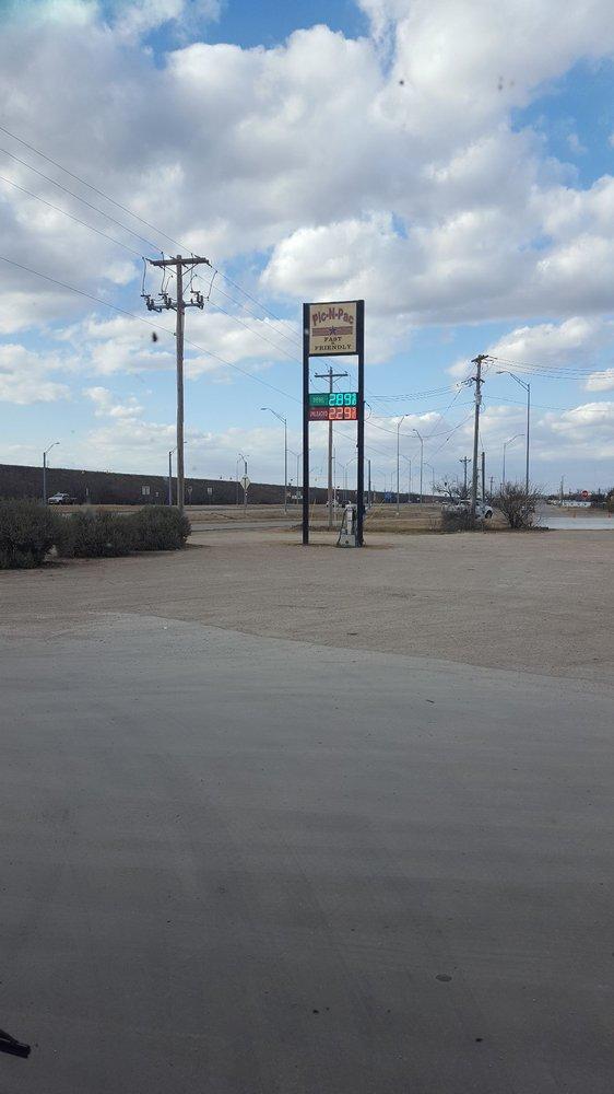 Pic-N-Pac: 5904 US Highway 87 N, San Angelo, TX