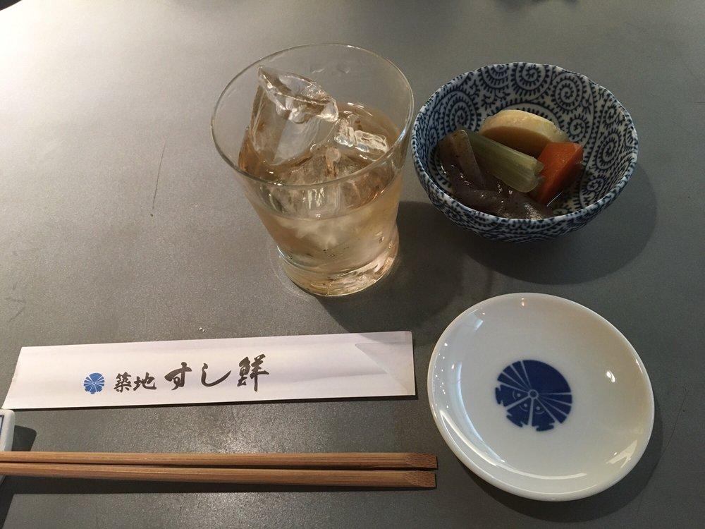 Tsukiji Sushi Sen Sou honten