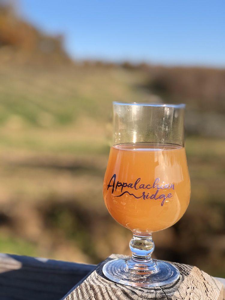 Appalachian Ridge Artisan Cidery: 749 Chestnut Gap Rd, Hendersonville, NC