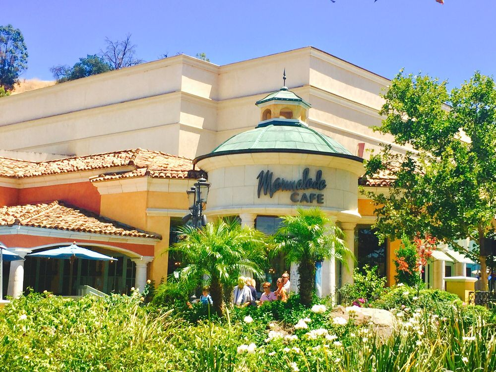 Marmalade Cafe Calabasas Menu