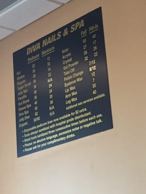 Diva Nails & Spa 540 S Mendenhall Rd Memphis, TN Manicurists - MapQuest