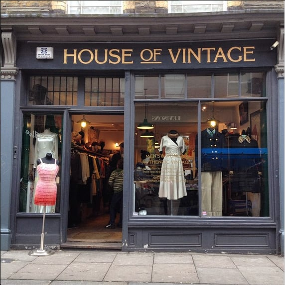 House of Vintage UK