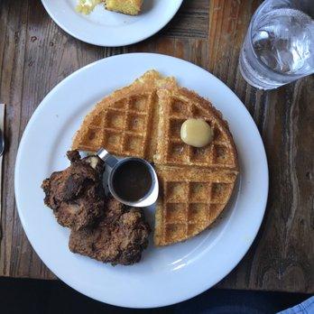 photo of brown sugar kitchen oakland ca united states buttermilk fried chicken - Brown Sugar Kitchen