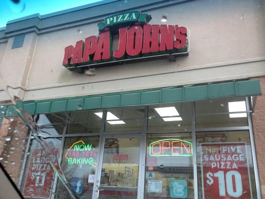Papa John's Pizza - Aiken, SC   Yelp
