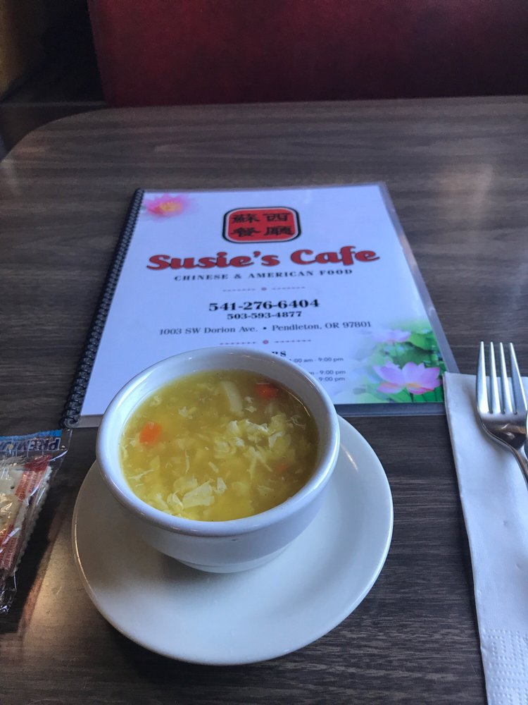 Susie's Cafe: 1003 SW Dorion Ave, Pendleton, OR
