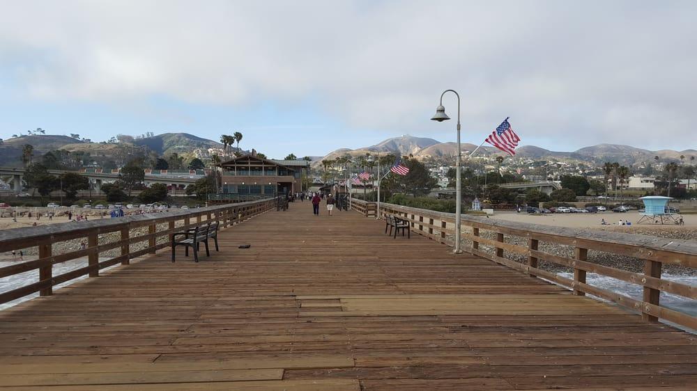 Ventura pier yelp for Ventura pier fishing